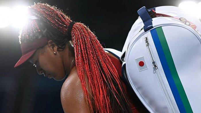 Naomi Osaka Petenis Andalan Jepang Disingkirkan Oleh Marketa Vondrousova Dua Set Langsung