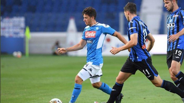 Link Live Streaming Liga Italia Napoli vs AS Roma, Main Malam Ini, Disiarkan Langsung di RCTI