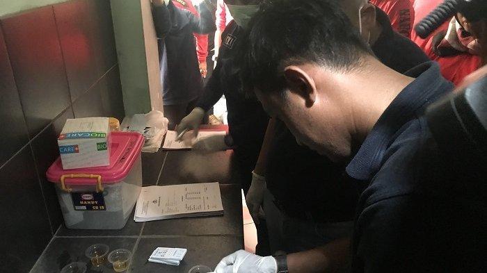 10 Pekerja Hiburan Malam Positif Narkoba Saat Penggerebekan Rumah Kos di  Tangerang Selatan