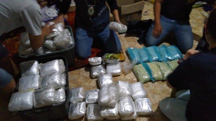 BNN Bekuk Dua Pelaku Narkoba, Sabu  200 Kilogram Disita Petugas di Dua Wilayah di Bekasi
