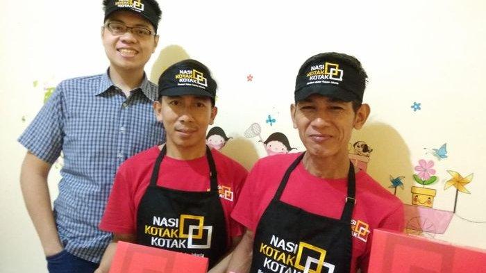Dari Istilah Nasi Kotak Lahir Bisnis Nasi Kotak Kotak, Penyedia Makanan untuk Karyawan
