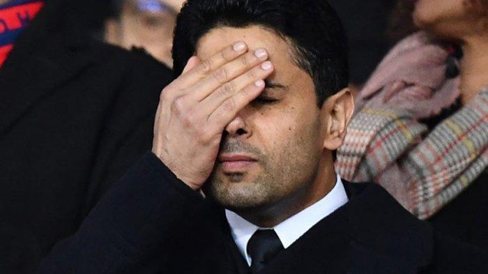 Sempat pusing memikirkan kasusnya, akhirnya Nasser Al Khelaifi bisa merasa lega dengan keputusan yang diterimanya