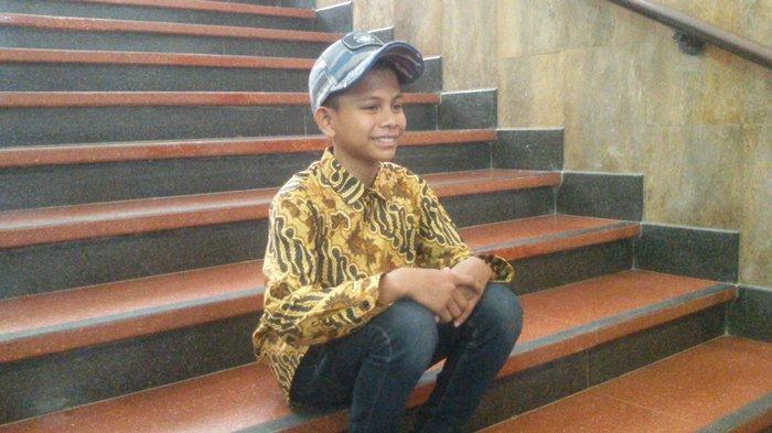 Thomas Alva Edison Kecil Asal Aceh Ini Ingin Kuliah di ITB