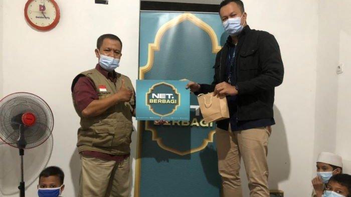 NET dan Relawan NET Good People Kembangkan Inisiatif Program NET Berbagi Berkah, Apa yang Dilakukan?