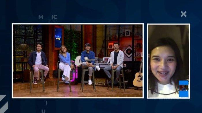 Program musik NET On Top yang dipandu Ananda Omesh, Cantika Abigail dan Atap akan menjadi barometer baru musik Tanah Air dan mulai ditayangkan di NET, Selasa (8/6/2021) pukul 21.30 WIB.