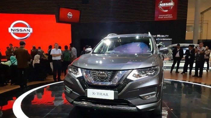 Resmi di GIIAS 2019, New Nissan X-Trail Dibekali Sun Roof dan Sensor Kaki, Ini Fitur dan Harganya