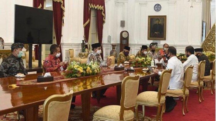 Presiden Jokowi Undang Tokoh Lintas Agama, Minta Saran Soal Prosedur New Normal di Tempat Ibadah