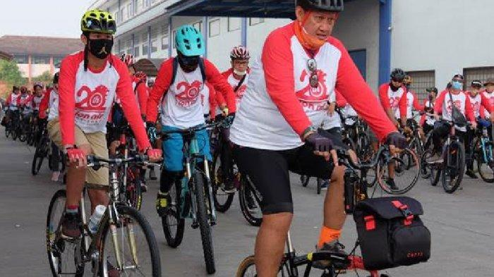 Sepeda Tidak Dikenakan Pajak, Kemenhub Fokus Aspek Keamanan, Berikut Penjelasannya