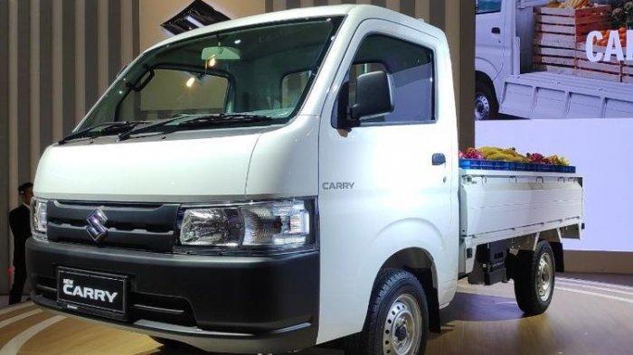 Suzuki Carry Terbaru Muncul di IIMS, Bisa Jadi Angkot Juga