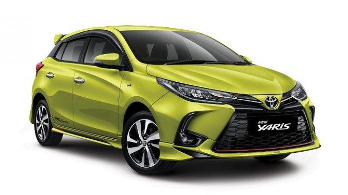 New Yaris TRD Sportivo (Toyota Yaris Facelift)