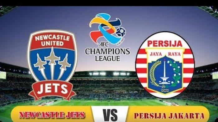 Mulai Pukul 15.00, Save Link Live Streaming Newcastle Jets Vs Persija AFC Champions League 2019