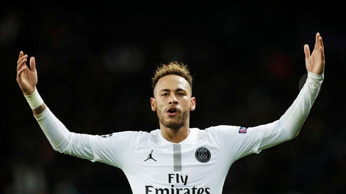 Setelah Dituduh memerkosa, Neymar Malah Kena Pasal Kejahatan Internet