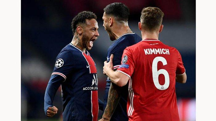 Neymar Bertahan di PSG, Pastikan Tiket Semifinal Liga Champions Setelah Singkirkan Bayern Munich