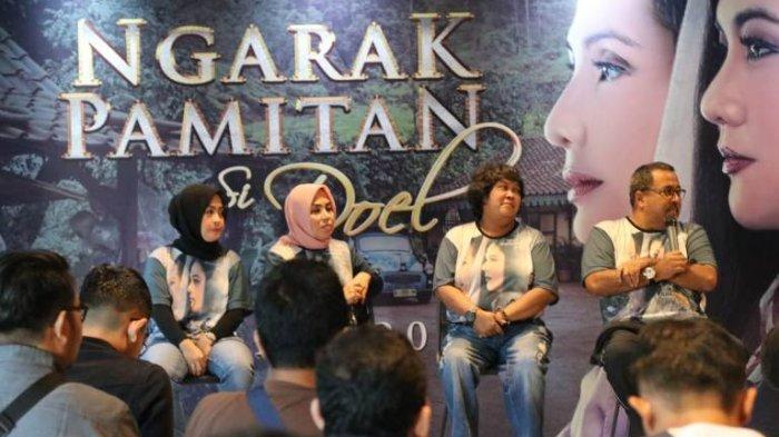 Rano Karno dan Keluarga Si Doel Pamitan Keliling Jakarta, Rute Mana Saja yang Dilewati Rombongan?