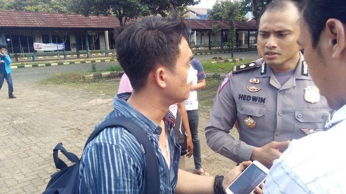 Niat Perpanjang SIM, Wartawan Dipukuli 10 Calo di Satpas SIM Daan Mogot