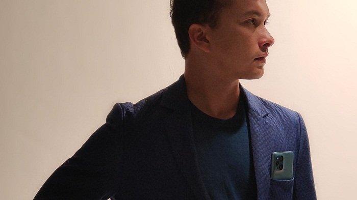 Aktor Multitalenta Nicholas Saputra Brand Ambassador Oppo Find X3 Pro 5G, Ini Kata Oppo Indonesia