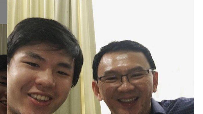 Nicholas Sean Buka Gerai Kopi se-Indonesia, Ahok BTP: Papa Bangga dengan Nicho