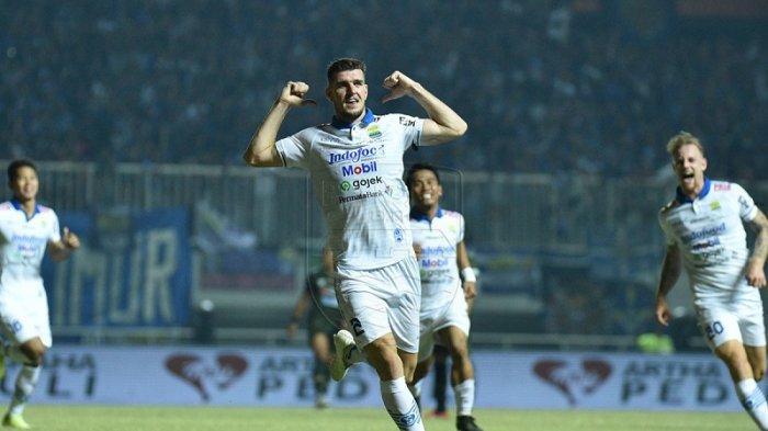 Nick Kuipers Sudah Tak Sabar Bertemu Bali United. Kenapa?