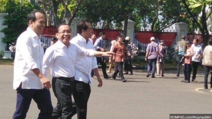 Tidak Banyak Dikenal Publik, Ini Sosok Nico Harjanto yang Disebut Calon Menteri Jokowi