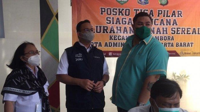 Ajak Warga Ikut Vaksinasi Covid-19, Gubernur DKI: Risiko Kemungkinan Terpapar Jauh Lebih Kecil