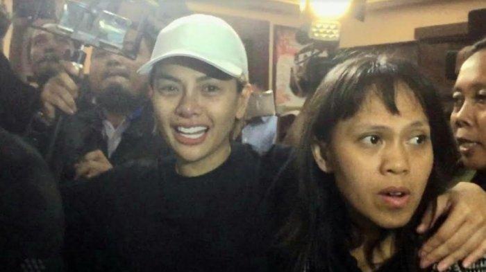 Nikita Mirzani Ditahan di Polres Jakarta Selatan, Kata Polisi Dijerat Pasal Penganiayaan