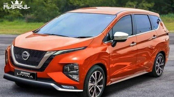 Siang Ini, Nissan Livina Rasa Xpander Mengaspal Bersama Nissan All New Serena