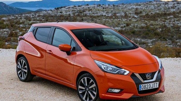 Tampangnya Mirip Kicks e-Power, Begini Wujud Nissan March Facelift dengan Desain V-Motion