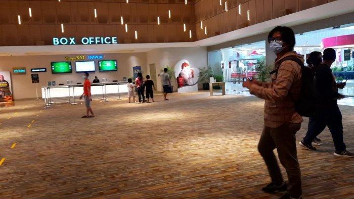 Sudah Ingin Menonton Bioskop? Siap-siap, Mulai Besok Bioskop di DKI Jakarta Beroperasi