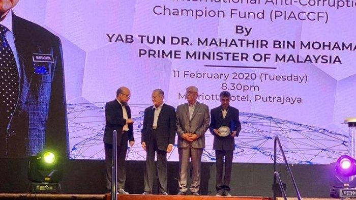 Dapat Penghargaan dari Malaysia, Novel Baswedan: Semoga Dapat Ditularkan ke Pemerintah Indonesia
