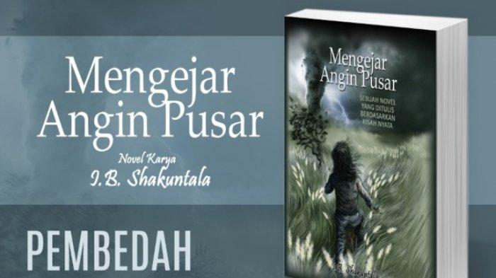 Seniman IB Shakuntala Tuliskan Kisah Terpendam Tragedi Bom Bali I Dalam Novel 'Mengejar Angin Pusar'