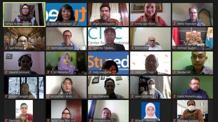 Dapat Beasiswa StuNed, Komnas HAM Perkuat Penyelesaian Kasus Hak Asasi ManusiaBerat di Indonesia