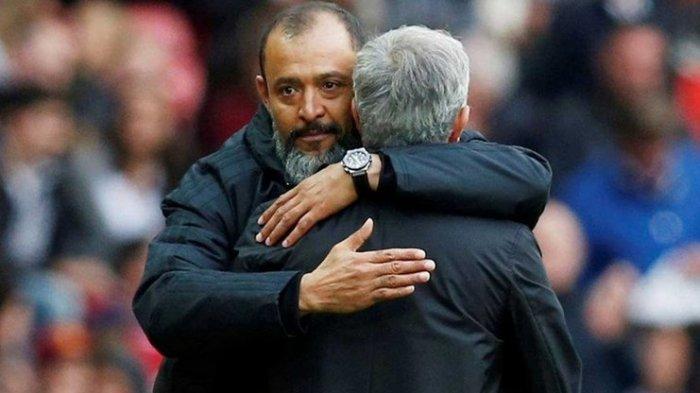 Puji Espirito Santo, Mourinho Sebut Kompatriotnya Itu Pantas Latih Tim Raksasa Eropa