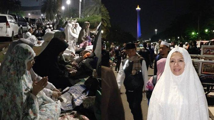 Tanpa Sandiaga Uno, Nur Asia Tetap Hadiri Reuni Akbar PA 212 di Monas Hari ini