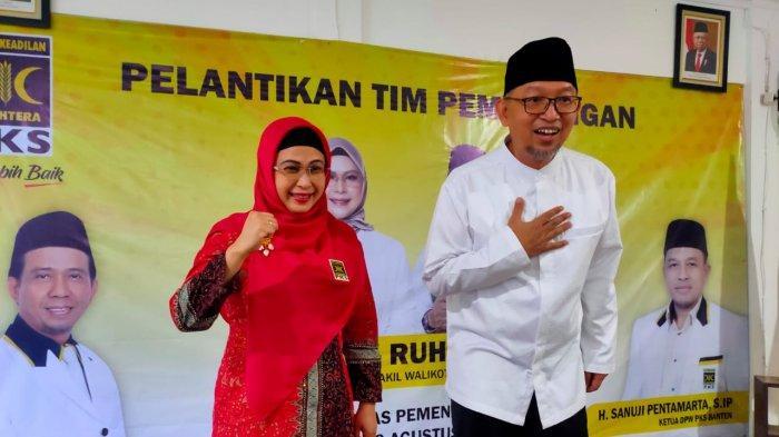 Ini Alasan PKB Dukung Pasangan Siti Nur Azizah-Ruhamaben di Pilkada Tangsel, Faktor Wapres?