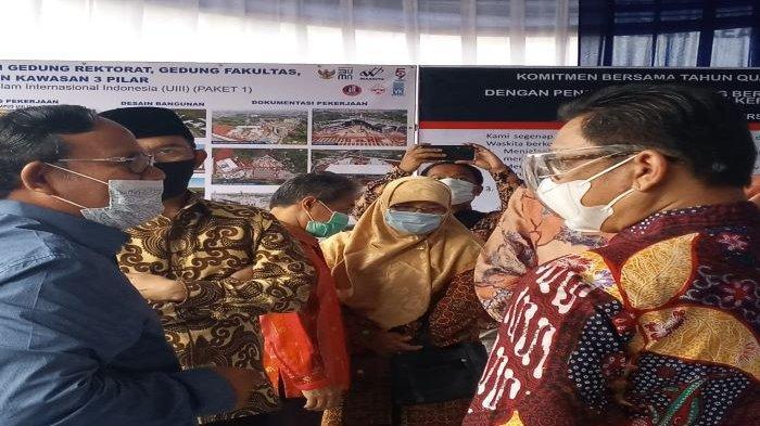 Anggota DPR Nur Azizah sebut Warga Depok patut bangga dengan UIII. Pertama di Indonesia, jadi magnet peradaban Islam.