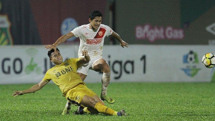 Nurhidayat Pastikan Tampil Saat Bhayangkara FC Jamu Kalteng Putra