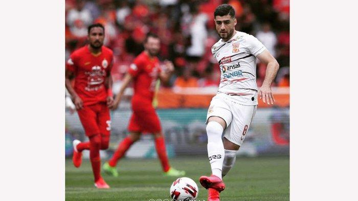 Nuriddin Dravonov Sementara Waktu Dipinjamkan Ke Klub Istiklol Di Liga Tajikistan