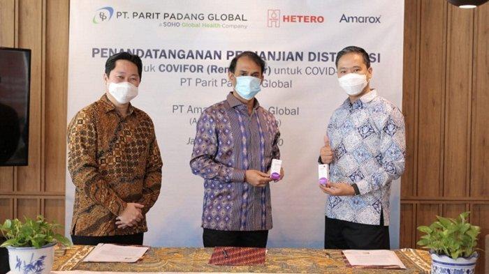 PPG Siap Edarkan Obat Covid-19 Covifor Remdesivir di Indonesia, Ini Perjalanan Penelitian Remdesivir