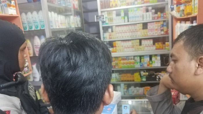 Ribuan Obat Penenang Dijual di Toko Kosmetik di Kramat Jati