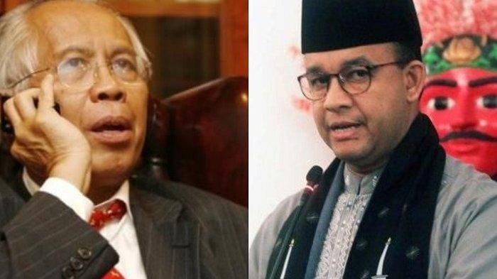 Pengacara OC Kaligis Gugat Gubernur Anies Baswedan Rp 1Jt Terkait Posisi Bambang Widjojanto di TGUPP