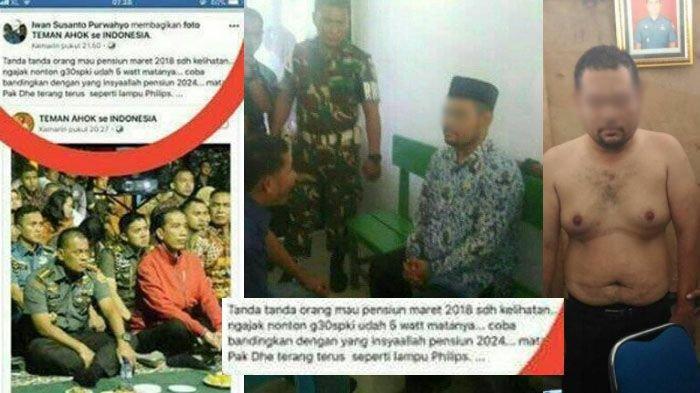 ASN Bappeda Bima Kapok Dicokok karena Hina Panglima TNI Nobar Pengkhianatan G30S PKI