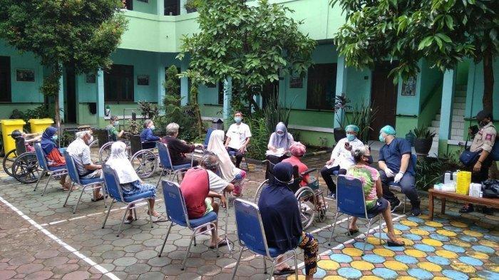 Dinas Sosial Kota Tangerang Gelar Vaksinasi Covid-19 untuk Mantan ODGJ