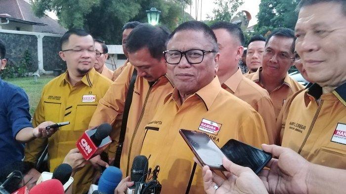 OSO Diduga Tolak Masuk Wantimpres karena Wiranto, Jokowi Diminta Jangan Terlibat Konflik