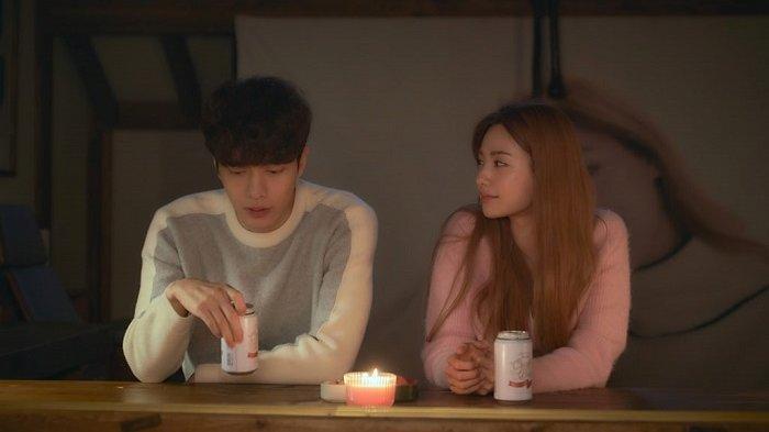 Lee Min Ki dan Nana dalam drama Korea Oh My Ladylord.