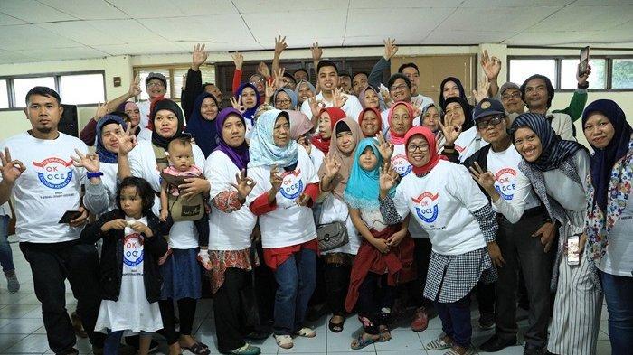 500 UMKM Jakarta  Selatan Kantongi Sertifikat OK OCE 'Maju Usahanya, Bahagia Warganya'