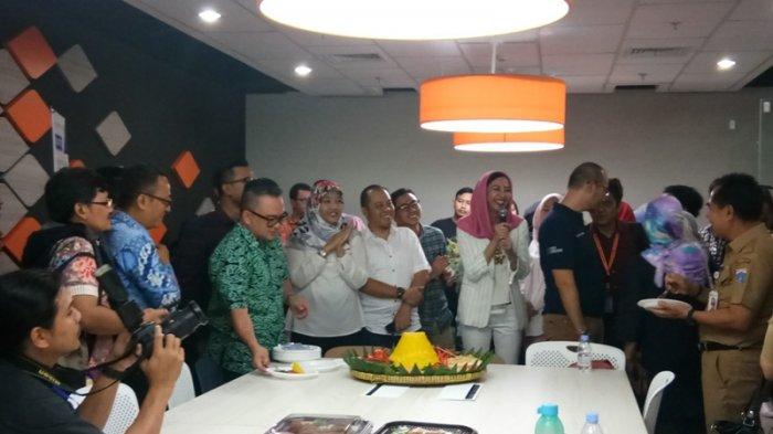 Siap Go Nasional, OK Oce Kenalkan Co-Working Space di Mal Pelayanan Publik