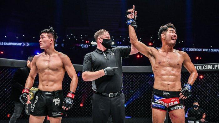 Ok Rae Yoon Kalahkan Christian Lee dan Merebut Gelar Juara Dunia ONE Lightweight
