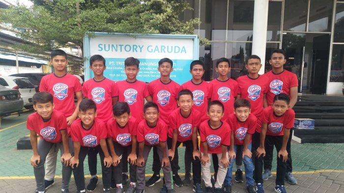 Okky Youth Soccer Team Siap Pertahankan Gelar Juara di Singa Cup