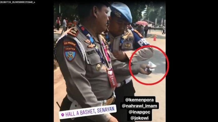 Unggah Oknum Polisi Diduga Calo, Surya Saputra Sebut Augie Fantinus Kena Bumerang