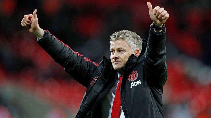 Manajer pelatih MU, Ole Gunnar Solskjaer senang dengan penampilan kiper Dean Henderson saat melawan AC Milan di Liga Europa